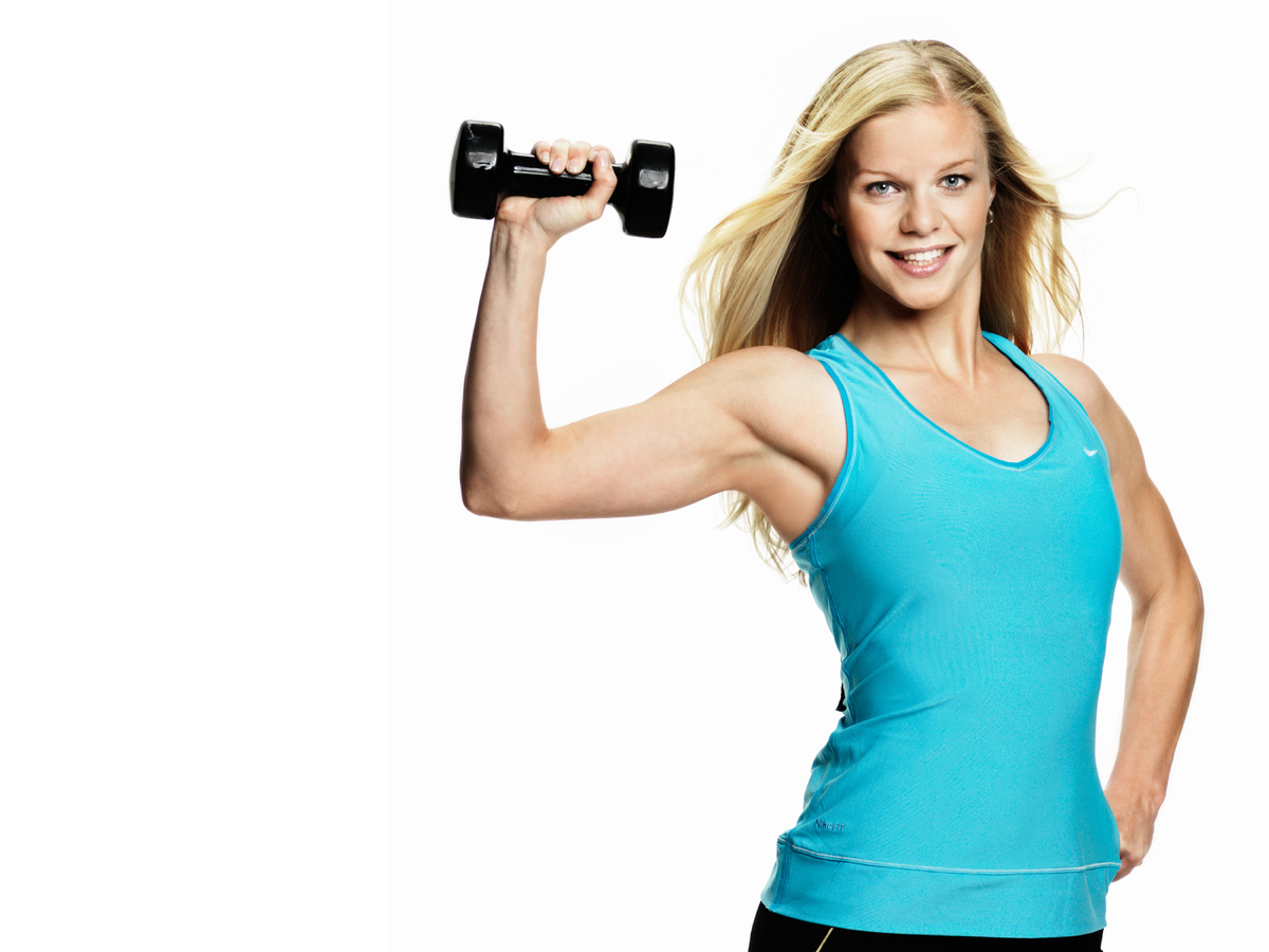 Personlig träning online Bakgrundsbild